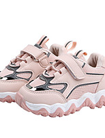cheap -Boys' Girls' Trainers Athletic Shoes Comfort Mesh Little Kids(4-7ys) Daily Walking Shoes Black Pink Spring Fall