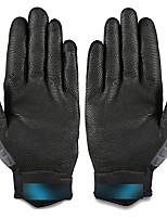 cheap -Taktische Handschuhe Armee Militär Fahrrad Wandern Klettern Camo Sport Vollfingerhandschuh Ausbildung (Color : CamoBlue, Size : L)