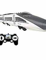 cheap -Remote Control Toy for Toddlers, High-Speed Rail Harmonious Train Set RC Train Model RC Car (White)