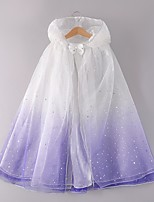 cheap -Sleeveless Cute / Sweet Tulle Special Occasion / Birthday Shawl & Wrap / Kids' Wraps With MiniSpot