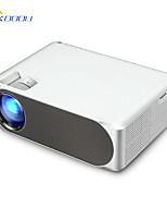 cheap -KOOOU M19 Projector Full HD 1080P Resolution 6800 Lumens Built in Multimedia System Video Beamer LED Projector for Home Theater