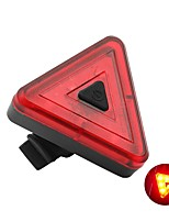 cheap -LED Bike Light Waterproof Rear Bike Tail Light Tail Light LED Bicycle Cycling Waterproof Portable USB Charging Output Dust Proof Li-ion 400 lm Rechargeable Batteries Red Cycling / Bike