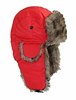 cheap -Trapper Hat Bomber Hat, Aviator Hat Winter Ushanka Russian Hat for Skiing Hiking Hunting