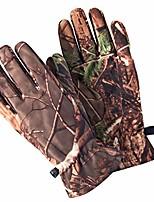 cheap -Camo Handschuhe Winterwarme Jagdhandschuhe wasserdichte Vollfinger Tarnung Jagdausrüstung Handschuhe für Männer XL