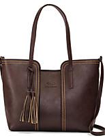 cheap -women retro tassel tote bags ladies casual shoulder bags crossbody bags
