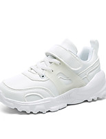 cheap -Boys' Girls' Trainers Athletic Shoes Comfort PU Little Kids(4-7ys) Big Kids(7years +) Daily Walking Shoes White Spring Fall