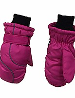 cheap -Ski Gloves For Children, Thinsulate Thermal Gloves, Winter Cycling Gloves With Waterproof And Windproof Function, For Outdoor Motorcycling Walking Skiing Running Snowboarding, outstanding