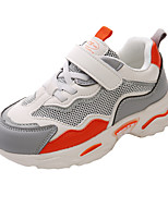 cheap -Boys' Girls' Trainers Athletic Shoes Comfort PU Little Kids(4-7ys) Big Kids(7years +) Daily Walking Shoes Orange Green Spring Fall