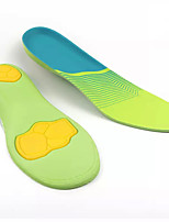 cheap -1 Pair Shock Absorption / Breathable / Sport Insole & Inserts Poly urethane Sole All Seasons Unisex Green