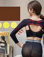 cheap -ladies plastic arm cover posture correction to prevent hunchback seven minutes long sleeve body shapewear shoulder protection - w155