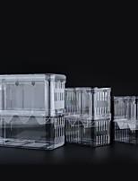 cheap -Fish Breeding Box Aquarium Breeder Box Double Guppies Hatching Incubator Isolation Aquarium Pet Supplies