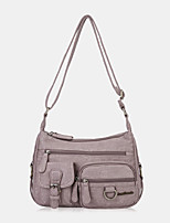 cheap -women waterproof multi-pocket handbag crossbody bag shoulder bag