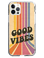 cheap -Multi Color Fashion Case For Apple iPhone 12 iPhone 11 iPhone 12 Pro Max Unique Design Protective Case Shockproof Back Cover TPU