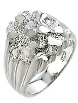 cheap -Polished Silver for Men