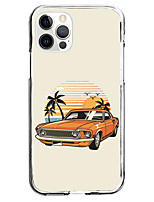 cheap -Coastal Fashion Case For Apple iPhone 12 iPhone 11 iPhone 12 Pro Max Unique Design Protective Case Shockproof Back Cover TPU