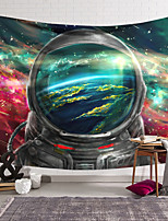 cheap -Wall Tapestry Art Decor Blanket Curtain Hanging Home Bedroom Living Room Decoration Polyester Spacesuit Comics