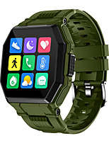 cheap -S9 Unisex Smartwatch Bluetooth Heart Rate Monitor Blood Pressure Measurement Calories Burned Long Standby Health Care Pedometer Call Reminder Activity Tracker Sleep Tracker Sedentary Reminder