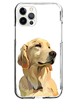 cheap -Graphic Dog Design Case For Apple iPhone 12 iPhone 11 iPhone 12 Pro Max Unique Design Protective Case Shockproof Back Cover TPU