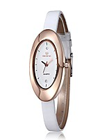 cheap -women's fashion goddess elegant elliptical lady watch quartz core