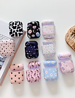 cheap -Cow Pattern Multi Patterns Case For Air Pods 1 / 2 Shockproof Headphone Case Hard