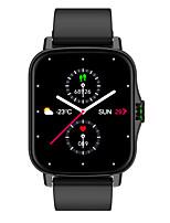 cheap -696 FM08 Unisex Smartwatch Smart Wristbands Bluetooth Heart Rate Monitor Blood Pressure Measurement Calories Burned Hands-Free Calls Information Pedometer Call Reminder Activity Tracker Sleep Tracker