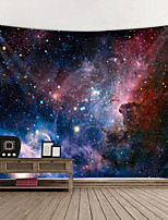 cheap -Wall Tapestry Art Decor Blanket Curtain Hanging Home Bedroom Living Room Decoration and Sky / Galaxy and Fantasy