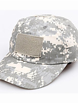 cheap -Men's Breathability Comfortable Sun Protection Camo Spring, Fall, Winter, Summer Terylene Hunting Fishing Camping / Hiking / Caving Everyday Use Camouflage Color Jungle camouflage Black Camouflage