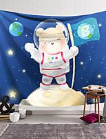 voordelige -wandtapijten art decor deken gordijn opknoping thuis slaapkamer woonkamer decoratie polyester ruimte beer