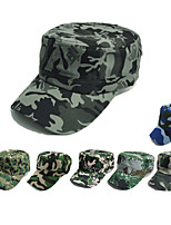 cheap -Men's Women's Breathability Comfortable Sun Protection Camo Spring, Fall, Winter, Summer Terylene Hunting Fishing Camping / Hiking / Caving Everyday Use Camouflage Color Camouflage Blue Jungle