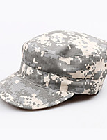 cheap -Men's Breathability Comfortable Sun Protection Camo Spring, Fall, Winter, Summer Terylene Hunting Fishing Camping / Hiking / Caving Everyday Use Camouflage Color Camouflage Blue Jungle camouflage