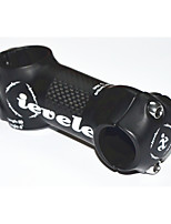 cheap -25.4 mm Bike Stem 6 degree 50/60/70/80 mm Aluminum Alloy Fiber Carbon Adjustable Durable for Cycling Bicycle