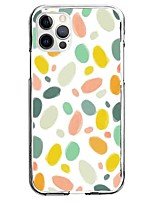 cheap -Creative Print Case For Apple iPhone 12 iPhone 11 iPhone 12 Pro Max Unique Design Protective Case Pattern