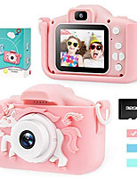 cheap -Digital Camera Toys Dual Selfie Video Recorder Gift with 32GB SD Card 1080p HD Kid's Adults' Boys and Girls Toy Gift