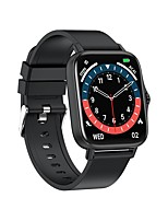 cheap -T42 Unisex Smartwatch Bluetooth Heart Rate Monitor Blood Pressure Measurement Calories Burned Media Control Health Care Timer Stopwatch Call Reminder Activity Tracker Sleep Tracker