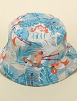 cheap -Adults' Sun Hat Bucket Hat Packable Quick Dry Breathable Spring, Fall, Winter, Summer Cotton Hat for Athleisure Fishing Camping & Hiking / Animal
