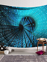 cheap -Wall Tapestry Art Decor Blanket Curtain Hanging Home Bedroom Living Room Decoration Polyester Blue Space