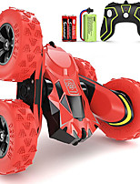 cheap -Toy Car Remote Control Car Rechargeable 360° Rotation Remote Control / RC Double Sided Buggy (Off-road) Stunt Car Racing Car 2.4G For Kid's Adults' Gift