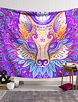 cheap -Wall Tapestry Art Decor Blanket Curtain Hanging Home Bedroom Living Room Decoration Polyester Strange Animal