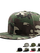 cheap -Men's Baseball Cap Sun Hat Fishing Hat Outdoor UV Sun Protection Windproof UPF50+ Quick Dry Spring Summer Camouflage Color Camouflage Red Black / Breathable
