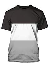 cheap -Women's T shirt Hiking Tee shirt Short Sleeve Tee Tshirt Top Outdoor Lightweight Breathable Quick Dry Sweat wicking Spring Summer D-1095 D-1096 D-1097 Fishing Climbing Camping / Hiking / Caving