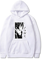 cheap -Inspired by Cosplay Yato Cosplay Costume Hoodie Poly / Cotton Graphic Prints Printing Hoodie For Men's / Women's