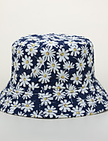 cheap -Adults' Sun Hat Bucket Hat Packable Quick Dry Breathable Spring, Fall, Winter, Summer Cotton Hat for Athleisure Fishing Camping & Hiking