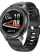 cheap -T30 Unisex Smartwatch Bluetooth Heart Rate Monitor Blood Pressure Measurement Calories Burned Long Standby Health Care Timer Stopwatch Pedometer Call Reminder Activity Tracker
