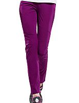 cheap -Women's Hiking Pants Trousers Solid Color Summer Outdoor Lightweight Windproof Breathable Quick Dry Bottoms Black Purple Hunting Fishing Climbing S M L XL XXL / Wear Resistance