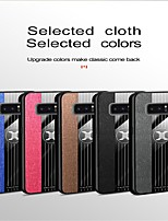 cheap -Case For Samsung Galaxy S20 / Galaxy S20 Plus / Galaxy S20 ultra Shockproof Back Cover Solid Colored PC