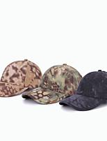 cheap -Men's Portable Ultraviolet Resistant Breathability Comfortable Camo Spring & Summer Terylene Hunting Fishing Military / Tactical Camping / Hiking / Caving Black Khaki Green
