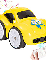 cheap -Toy Car Remote Control Car Rechargeable Mini Remote Control / RC Music & Light Stunt Car Racing Car 2.4G For Kid's Adults' Gift