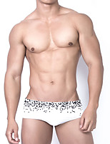 cheap -Men's Swim Shorts Swim Trunks Board Shorts Breathable Quick Dry Swimming Surfing Water Sports Painting Summer