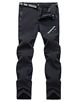 cheap -Men's Hiking Pants Trousers Summer Outdoor Waterproof Lightweight Windproof Breathable Bottoms Black Dark Navy Hunting Fishing Climbing S M L XL XXL / Quick Dry / Quick Dry / Wear Resistance
