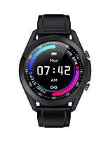 cheap -696 G33 Unisex Smart Wristbands Bluetooth Heart Rate Monitor Blood Pressure Measurement Sports Hands-Free Calls Information Pedometer Call Reminder Sleep Tracker Sedentary Reminder Alarm Clock